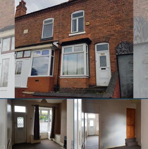 2 bedroom terraced house to rent - Warwick Road, Tyseley