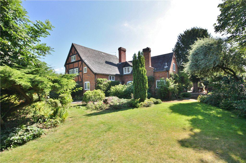 5 Bedrooms Detached House for sale in Lilleshall Close, Winyates, Redditch, Worcestershire, B98