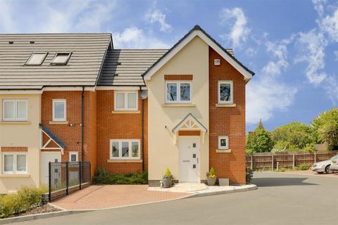 3 bedroom semi-detached house for sale - Cavell Grove, Hucknall, Nottinghamshire, NG15 7WD