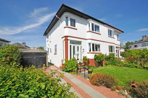 3 bedroom semi-detached house for sale - Woodlands Crescent, Thornliebank, Glasgow, G46