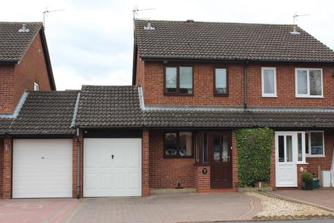 2 bedroom semi-detached house for sale - Kendal Grove, Solihull, West Midlands, B92