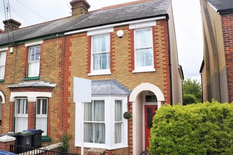 4 bedroom end of terrace house for sale - Argyle Road, Whitstable