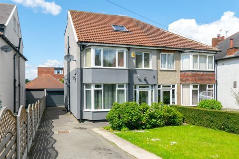 5 bedroom semi-detached house for sale - North Park Avenue, Leeds, West Yorkshire, LS8