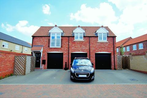 2 bedroom mews for sale - Pitsford Close, Waddington