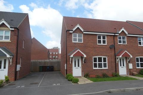 3 bedroom semi-detached house to rent - Deansleigh, Lincoln