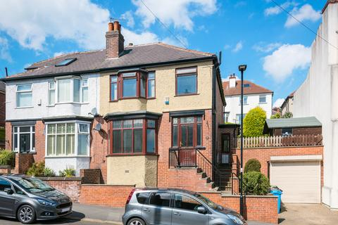 3 bedroom semi-detached house for sale - Peveril Road, Greystones, Sheffield