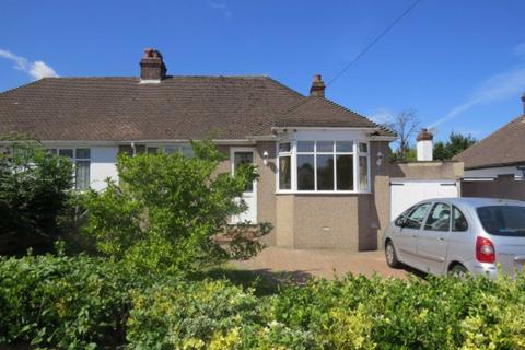 2 bedroom semi-detached bungalow to rent - Malvern Road, Orpington