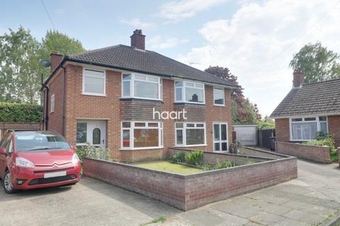 3 bedroom semi-detached house for sale - Glencoe Road, Ipswich