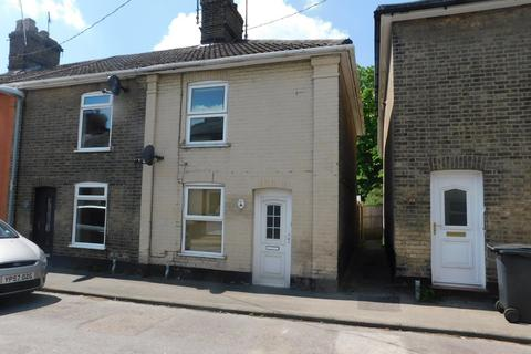 2 bedroom end of terrace house for sale - Bond Street, Stowmarket