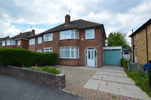 3 bedroom semi-detached house for sale - Bramcote Road , Wigston,  LE181DB