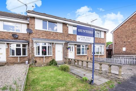 2 bedroom terraced house for sale - Cricketers Green, Yeadon, Leeds, LS19 7YS