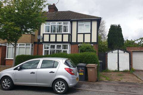 3 bedroom end of terrace house to rent - Luton, LU2