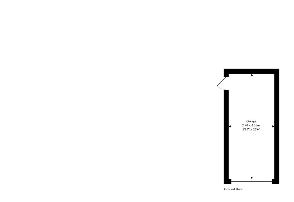 Floorplan 4 of 4: Garage