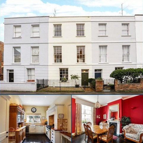 3 bedroom character property for sale - Great Norwood Street, Cheltenham, Gloucestershire, GL50