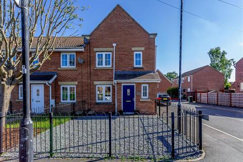 4 bedroom semi-detached house for sale - St. James Croft, York, YO24 2QD