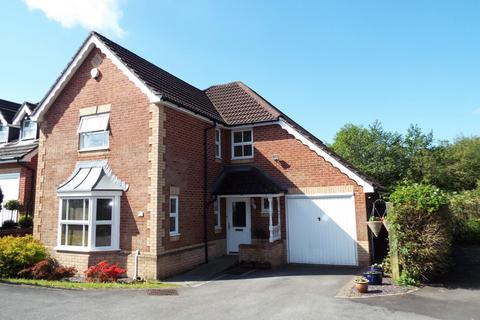 4 bedroom detached house for sale - 7 Coed Fan, Sketty, Swansea SA2 8NS