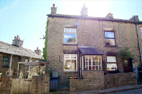 3 bedroom end of terrace house for sale - Beeston Mount, Bollington, Macclesfield
