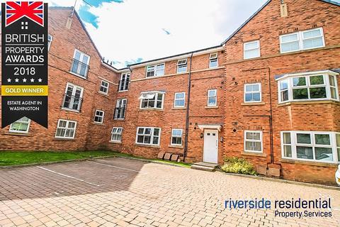 2 bedroom apartment for sale - Lakeside Gardens, Columbia, Washington, Tyne And Wear, NE38