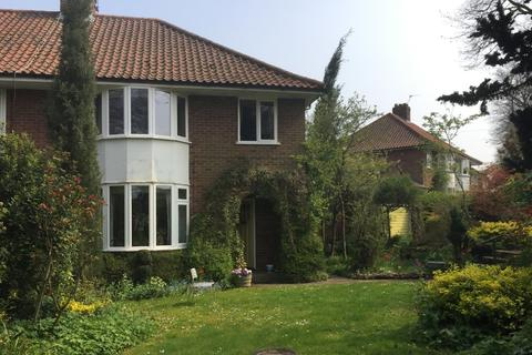 3 bedroom semi-detached house for sale - Christchurch Road, Norwich, Norfolk