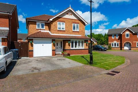 4 bedroom detached house for sale - Malmesbury Park, Sandymooor, Runcorn