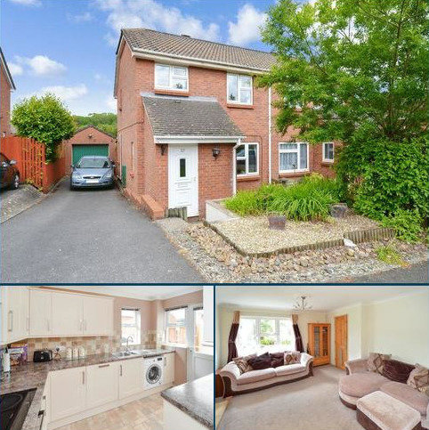 3 bedroom semi-detached house for sale - Orchid Vale, Kingsteignton