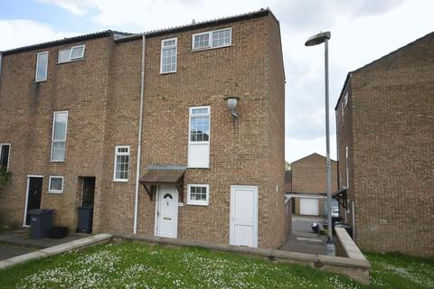 4 bedroom end of terrace house for sale - Luxembourg Close, Luton