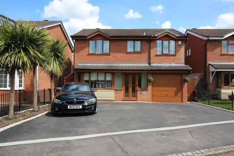 4 bedroom detached house to rent - Oldberrow Close, Solihull