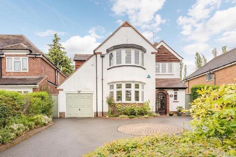4 bedroom detached house for sale - Croftdown Road, Harborne, Birmingham, B17 8RE