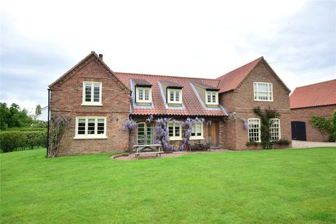 4 bedroom property with land for sale - Thoroughfare Lane, Ashby-Cum-Fenby, Lincolnshire, DN37