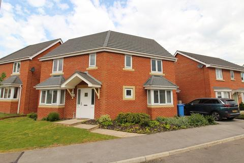 4 bedroom detached house for sale - Sunningdale Way, Gainsborough