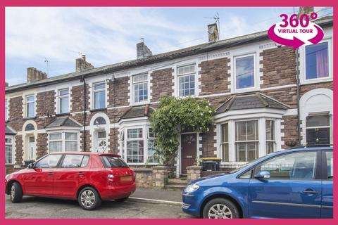 3 bedroom terraced house for sale - Belvedere Terrace, Newport - REF#00006516 - View 360 Tour At: