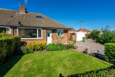 2 bedroom semi-detached bungalow for sale - Rawcliffe Close, Rawcliffe, YORK