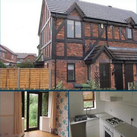 2 bedroom semi-detached house to rent - Dawley Crescent, Birmingham