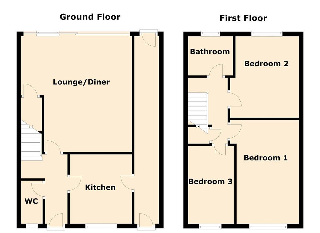 Floorplan: 10 Beechwood Close.JPG
