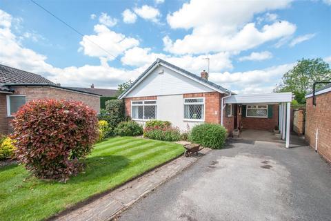 2 bedroom detached bungalow for sale - Darby Avenue, Lichfield