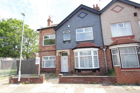 4 bedroom semi-detached house for sale - West Crescent, Darlington