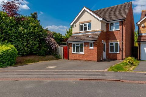 3 bedroom detached house for sale - Oakhall Drive, Dorridge