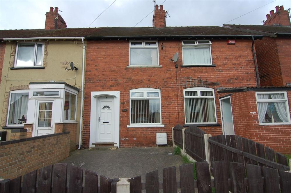 2 Bedrooms Terraced House for sale in Churchfield Terrace, Cudworth, BARNSLEY, South Yorkshire