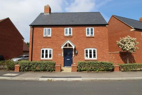 3 bedroom detached house for sale - Juliet Drive, Brackley