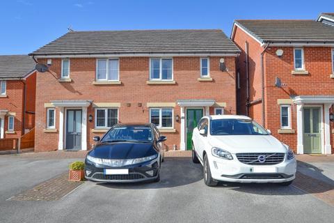 2 bedroom semi-detached house for sale - Wilkinson Court, Buckley