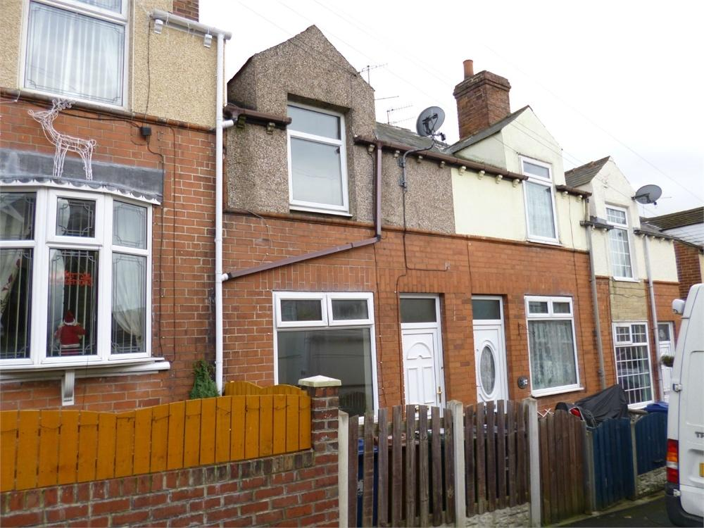 2 Bedrooms Terraced House for sale in Gill Street, Hoyland, BARNSLEY, South Yorkshire