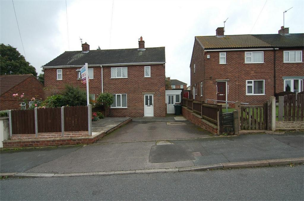 2 Bedrooms Semi Detached House for sale in Garden Drive, Brampton, BARNSLEY, South Yorkshire