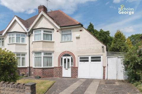 3 bedroom semi-detached house for sale - Wycome Road, Hall Green, Birmingham, B28 9EL