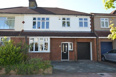4 bedroom semi-detached house for sale - Old Farm Road West, Sidcup, DA15 8AG