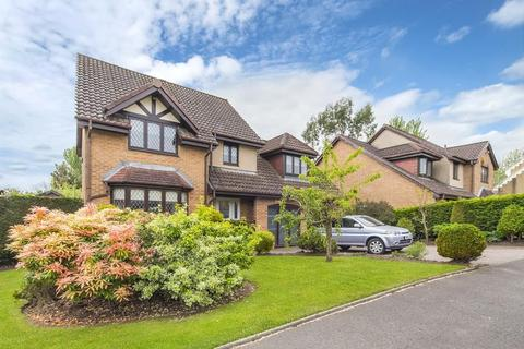 4 bedroom detached villa for sale - 8 Dunlin, Stewartfield, East Kilbride, G74 4RU