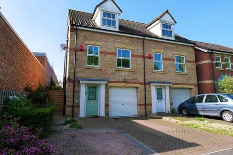 3 bedroom semi-detached house for sale - Swan Court, Gainsborough, DN21 1GU