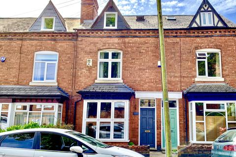 3 bedroom terraced house to rent - Regent Road, Harborne, Birmingham B17