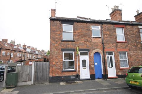 2 bedroom end of terrace house to rent - Harcourt Street, Newark, Nottinghamshire. NG24 1RG