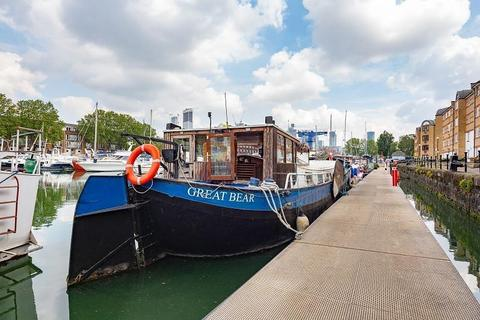 2 bedroom houseboat for sale - South Dock Marina, Rotherhithe, SE16