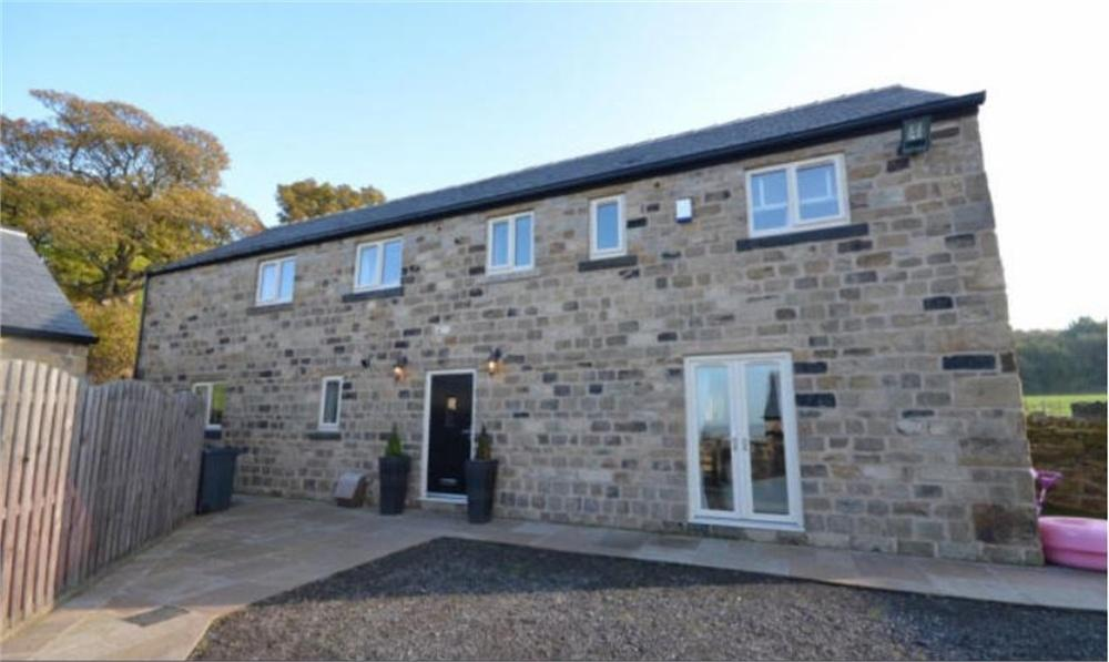 4 Bedrooms Detached House for sale in The Byre, Blacker Grange Farm, BARNSLEY, South Yorkshire